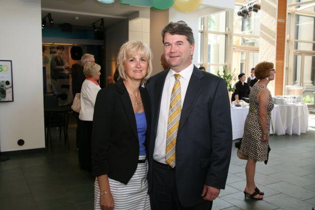 Kathy and Bruce Steinke