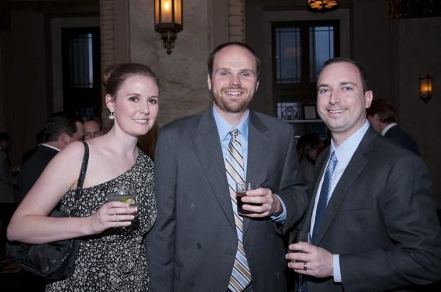 Sarah Hurd, Mark Newton, Phyl Toben