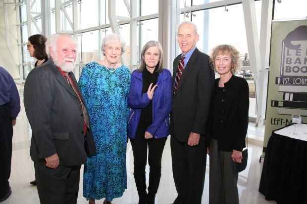 Paul Schoomer, Kay Drey, Amy Goodman, Wayne and Jane Goode