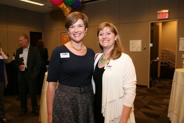 Beth McClure, Amy Scheers