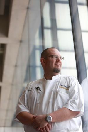 Chef Edward Farrow