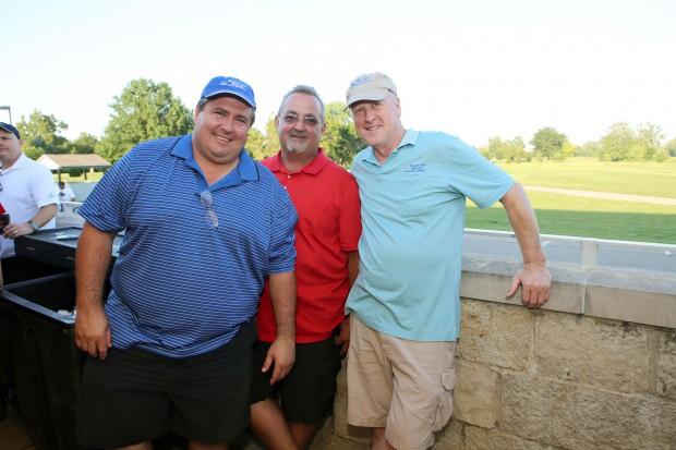 Justin Decker, Ron Oller, Jim Fiss