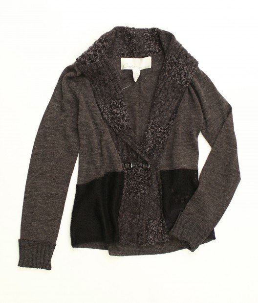 trend Cartise sweater, $159, Distinctions