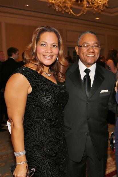 Kathleen Smith, Dr. Bernard Randolph