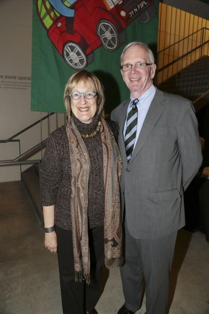 Ann Ruwitch, John Foxarnold