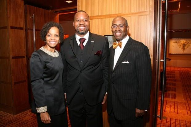 Dr. Leah Gunning-Francis, Orvin Kimbrough, Rev. Rodney Francis