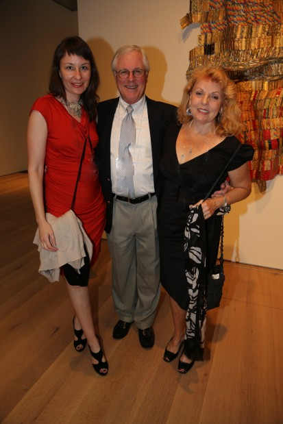 Manon Herzog, Joe and Elaine Kinker