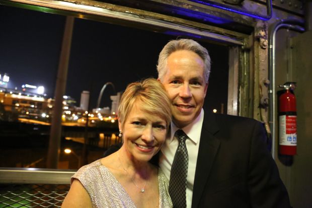 Sherry and Mike McCarthy