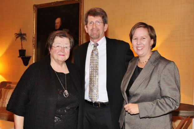 Peggy Sullivan, Scott Jennings, Juilanne Smutz
