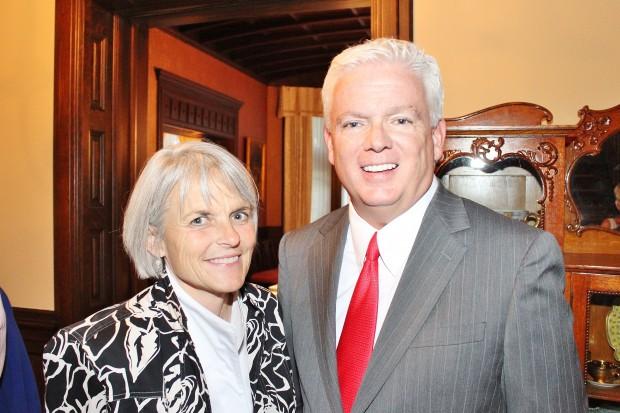 Sharon Gerken, Kevin Short