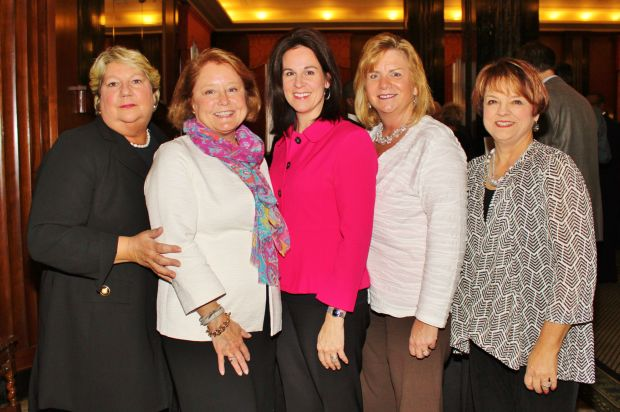 Mimi vonGontard, Patricia Arnold, Janine Ford, Sharon Neumeister, Debbie Rehm
