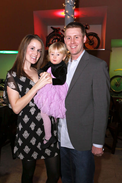 Kelly, Elise and Kevin Boelter