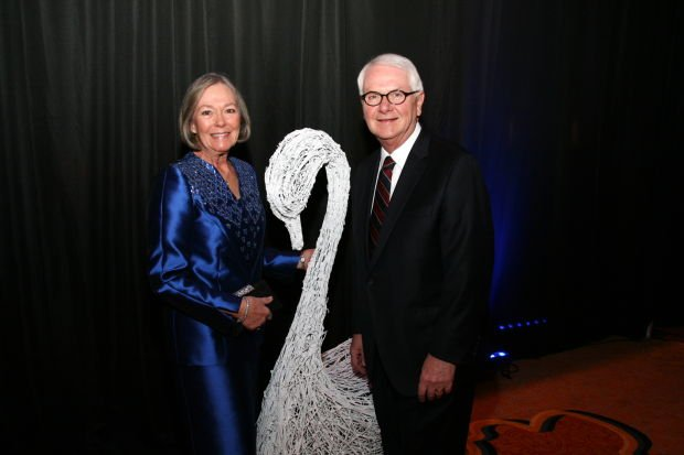 A Swan-derful Evening