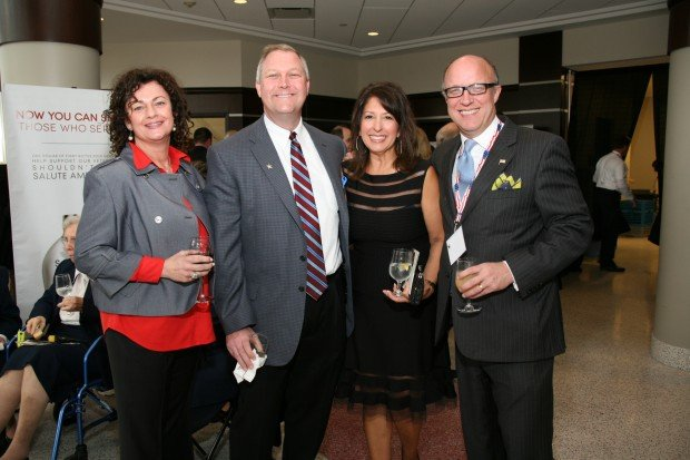 Lisa Suntrup, Jeff and Jill Garlich, Rob Westrich