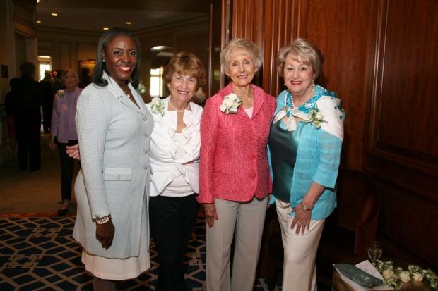 Cheryl Polk, Suzie Nall, Karen Goodman, Alice Handelman