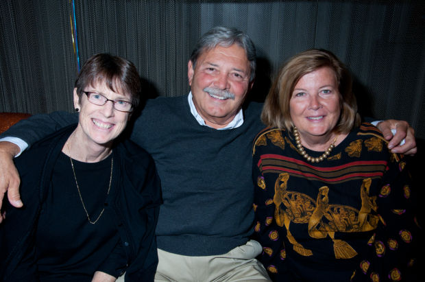 Karen Koshak, Greg and Cheryl McDermott