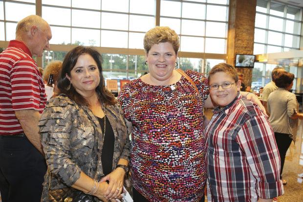 Diana Mungenast, Mary White, Evan Pina White