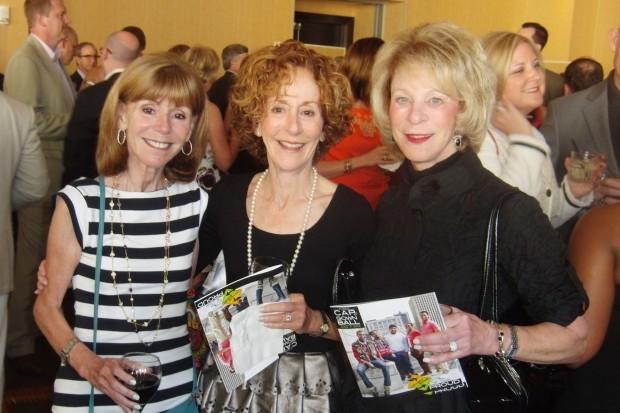Annalee Nissenholtz, Diane Weinstock, Karen Stern