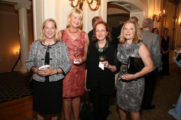 Kathy Driscoll, Helga Lunsford, Marjorie Johnson, Linda Stark