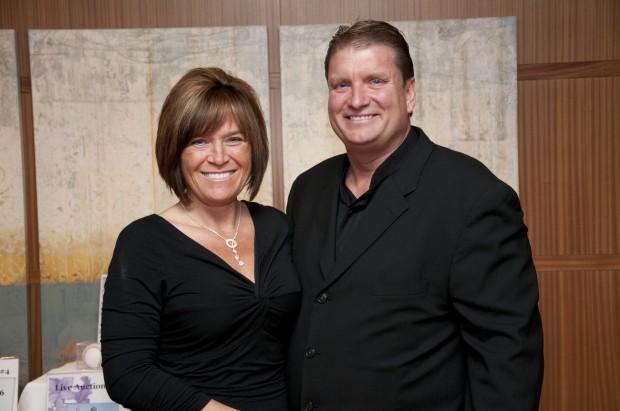 Lisa and Eric Meadows
