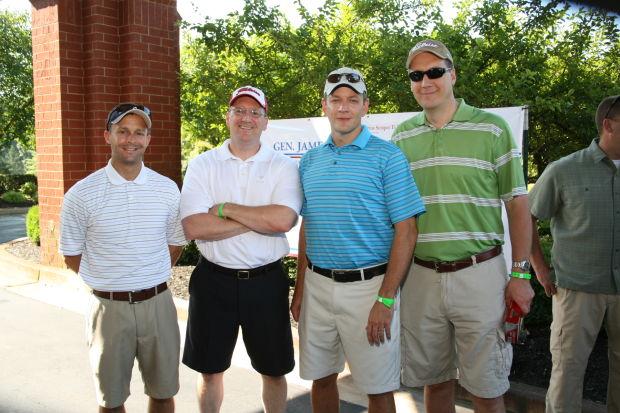 Steve Stone, Jeff Netherton, Steven Horst, Mike Carroll