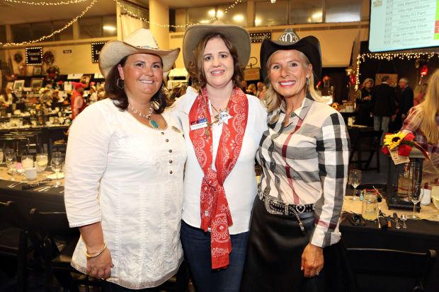 Casey St. John, Elizabeth Miller, Judy Dude
