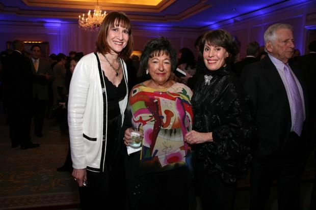 Ellen Soule, Nancy Kranzberg, Marylen Mann
