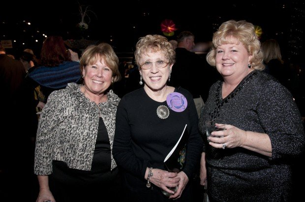 Maryanne Bergamini, Linda Green, Conie Fults