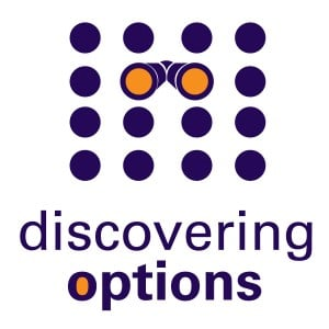 Discovering Options logo