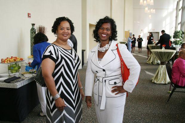 LaTaunia Wilder, Honoree Darlene Davis