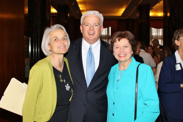 Sharon Gerken, Kevin Short, Cathy Whitlock