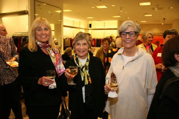 Roberta Cohen, Evelyn Cohen, Lynn Lyss