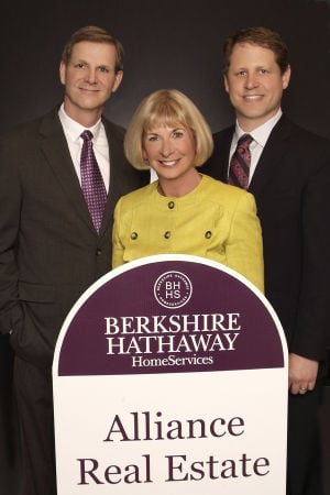 Co-owners Bob Bax, Andrea Lawrence and Kevin Goffstein