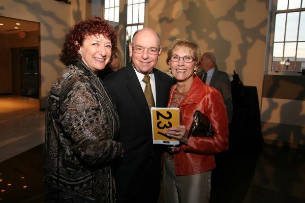 Betty Kagan, Martin Wice, Helen Seeherman