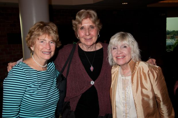 Susie Nall, Lynn Rubright, Marleen Brickman