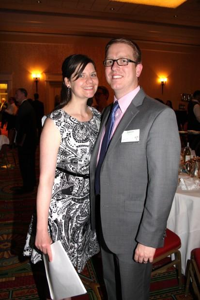 Sarah and Jason Wade