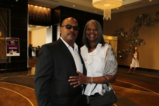 Clarence and Denise Gibbs