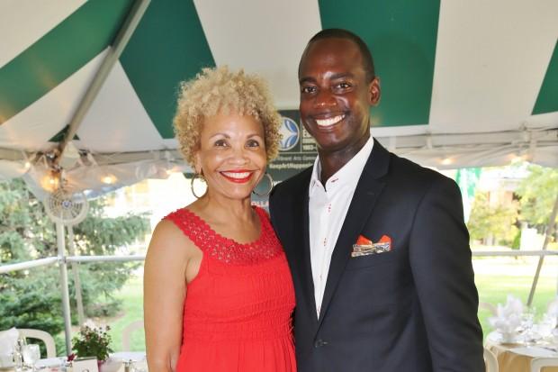 Deborah Patterson, Kelvin Carter