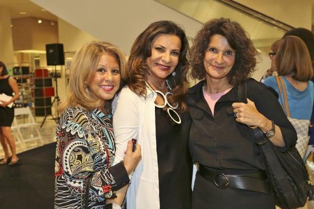 Pam Toder, Galia Movitz, Judy Lincofl
