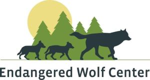 Endangered Wolf Center logo