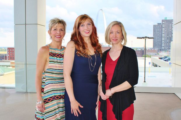Michelle Hahn, Nancy Richey, Laura Hammock