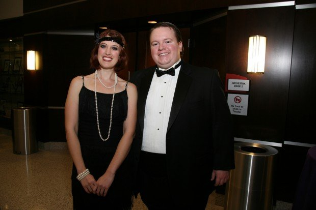Megan Higgins, Phil Touchette
