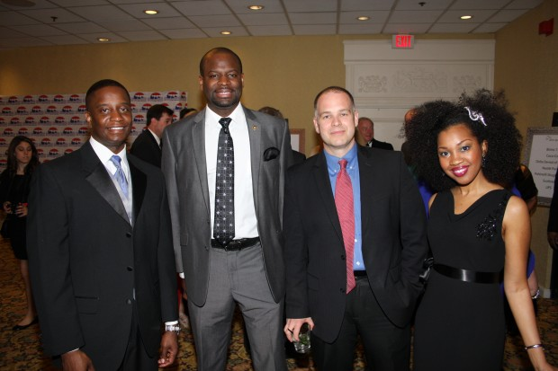 Stan Williams Jr., John Smith, Jason Mainrad, Naretha Hopson