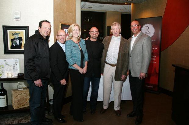 Terry Yake, Darren and Lynn Pang, Garry Unger, Geoff Dill