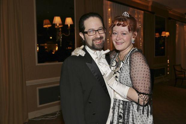 Jeff Hirsch, Donna Parrone