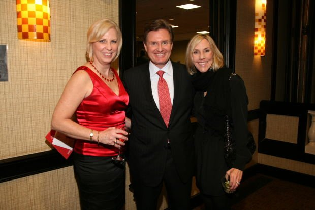 Maureen Borkowski, Marty and Leslie Lyons