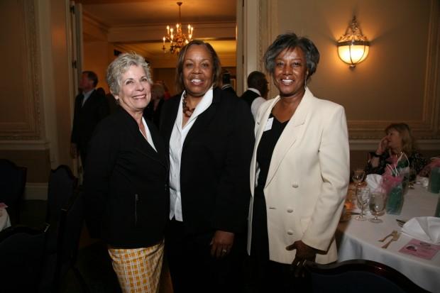 Barb Freeland, Pamela Coaxum, Joyce McKinney