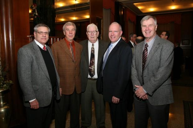 Brian O'Malley, Tim Wilson Sr., Derry Kilfor, Tom Hart, Greg Bunton