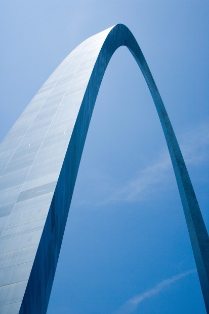 Gateway Arch, St. Louis, Missouri
