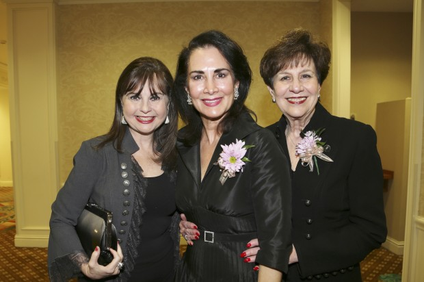 Shelley Marglous, Sheri Sherman, Judy Zafft